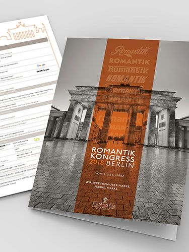 Romantik Hotels Kongress Programm
