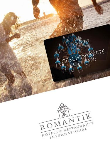 Romantik Hotels - Flyer Gutscheine